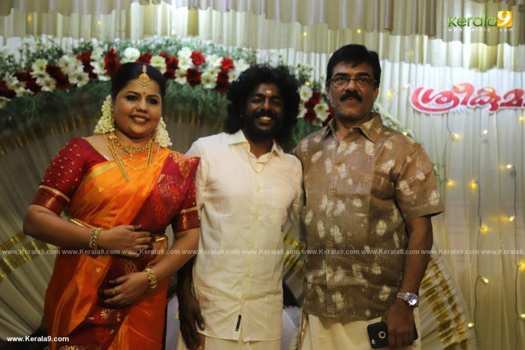 sneha sreekumar marriage photos 194