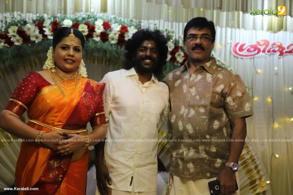 sneha sreekumar marriage photos 195