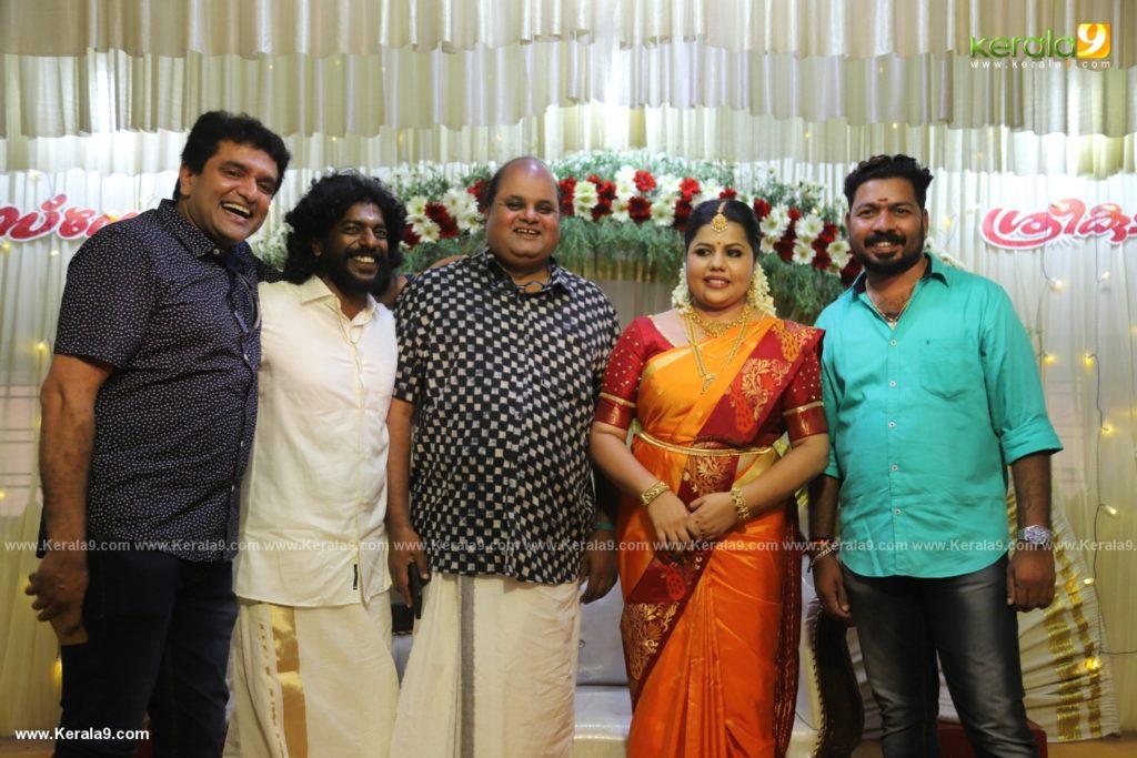 sneha sreekumar marriage photos 203
