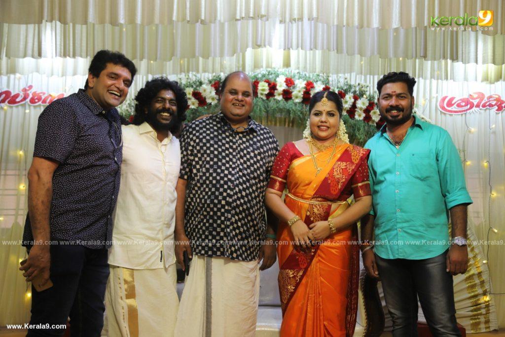 sneha sreekumar marriage photos 205