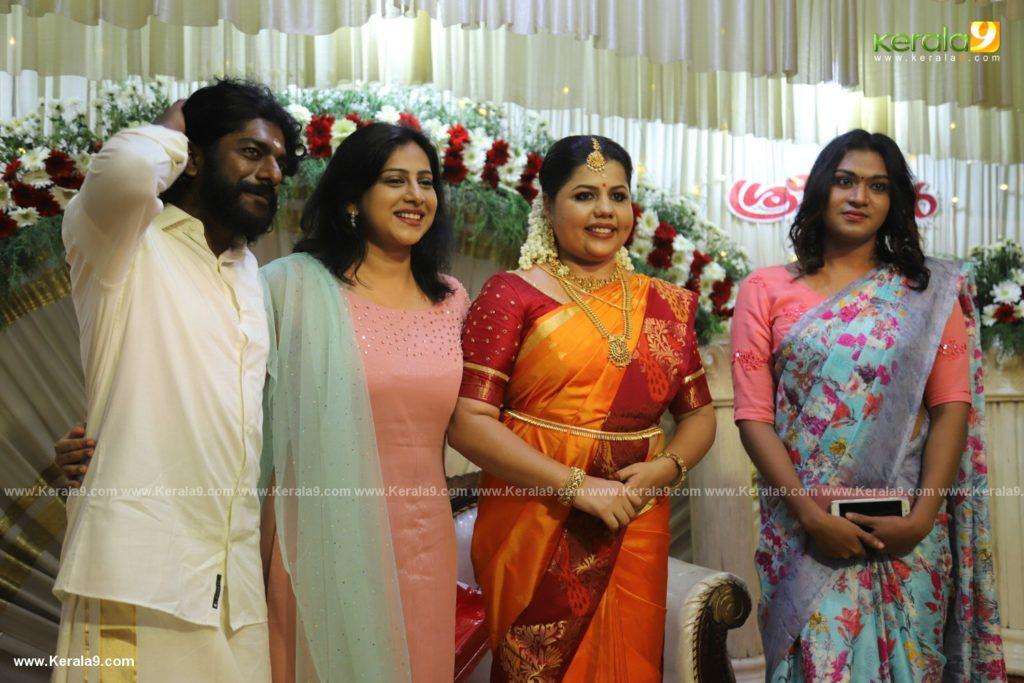 sneha sreekumar marriage photos 214