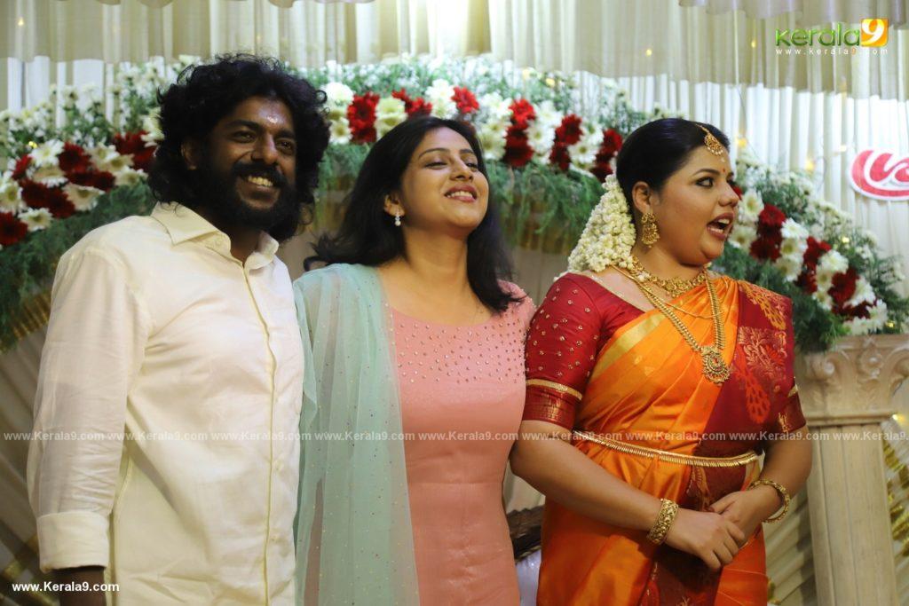 sneha sreekumar marriage photos 216