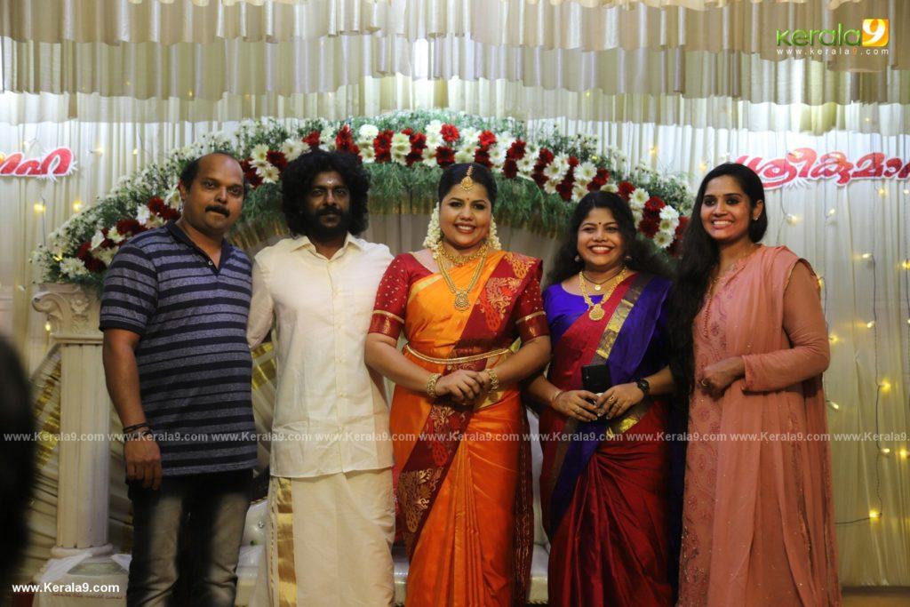sneha sreekumar marriage photos 220
