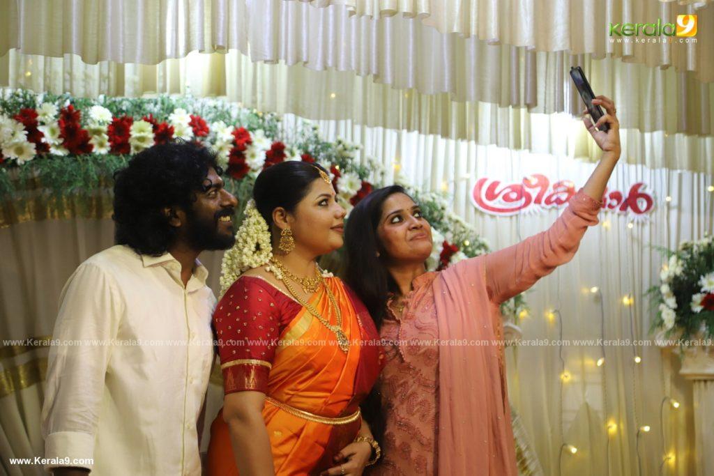 sneha sreekumar marriage photos 221