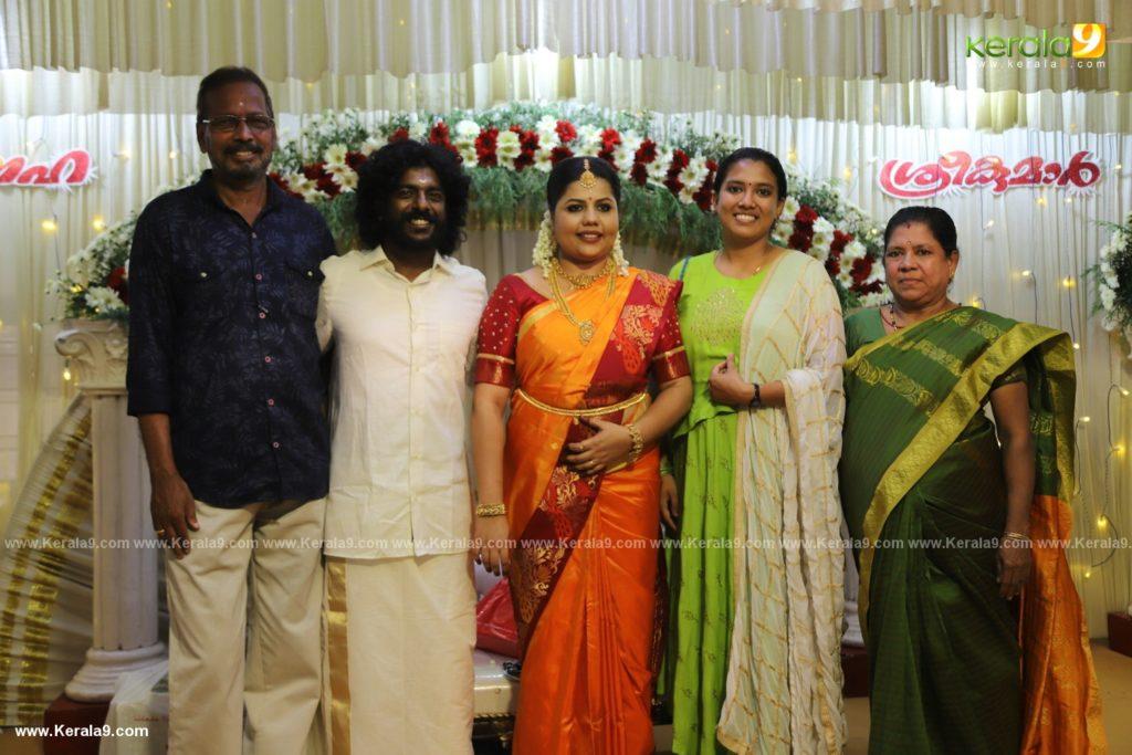 sneha sreekumar marriage photos 222