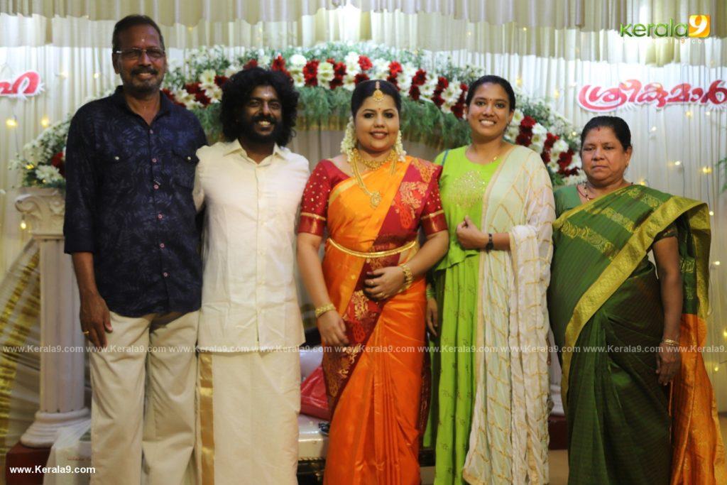 sneha sreekumar marriage photos 223