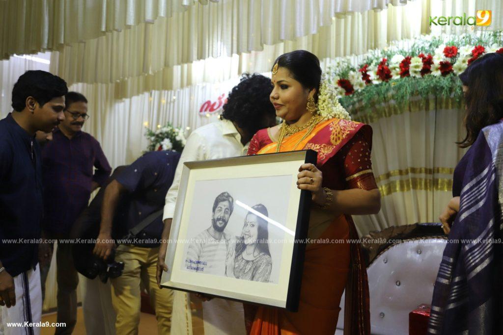 sneha sreekumar marriage photos 227