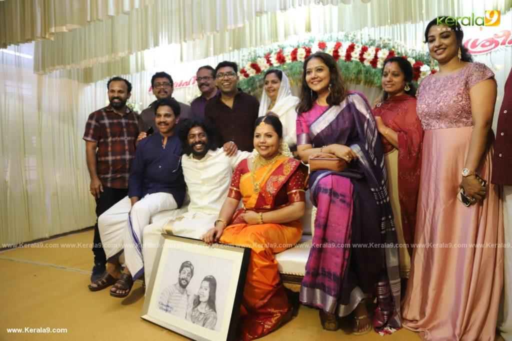 sneha sreekumar marriage photos 228