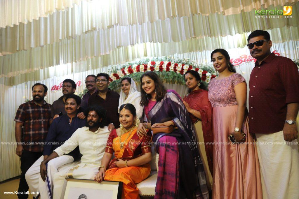 sneha sreekumar marriage photos 233