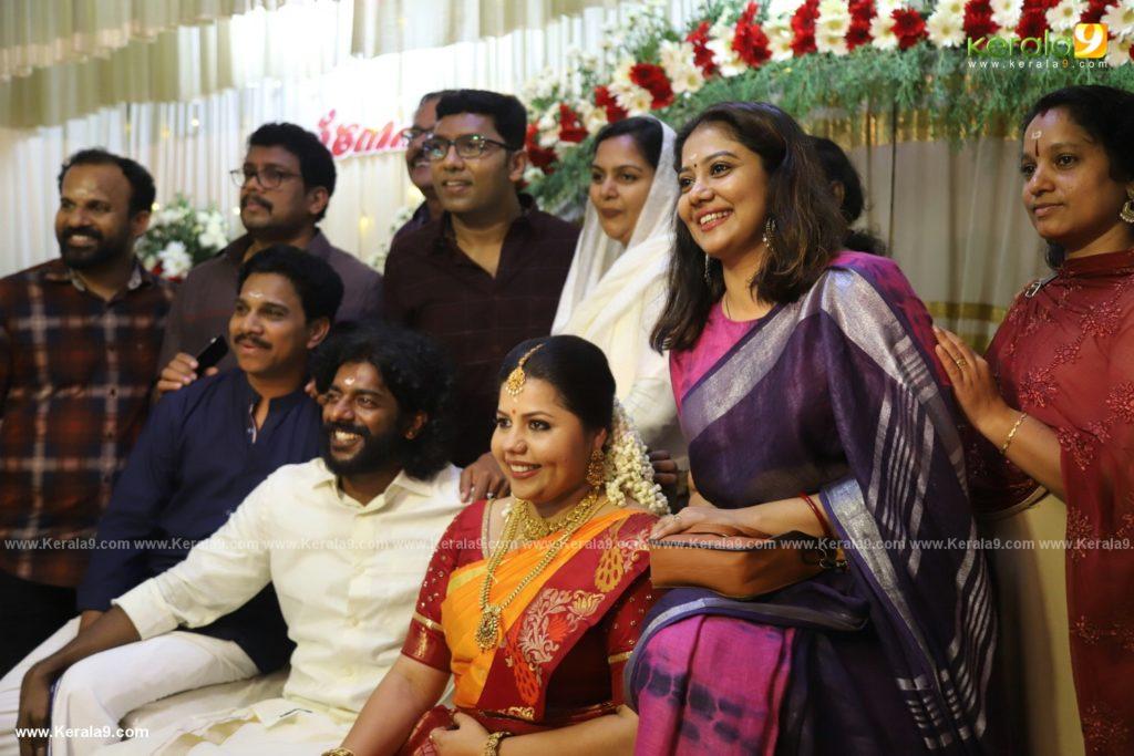 sneha sreekumar marriage photos 235