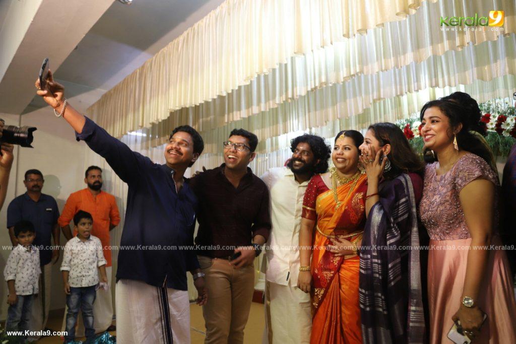 sneha sreekumar marriage photos 237