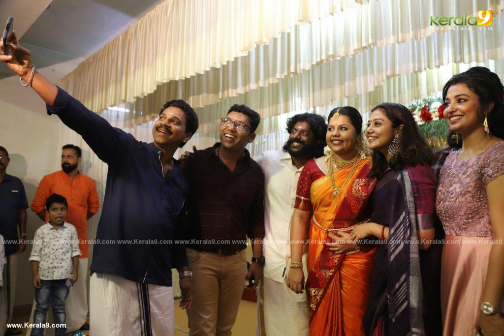 sneha sreekumar marriage photos 239