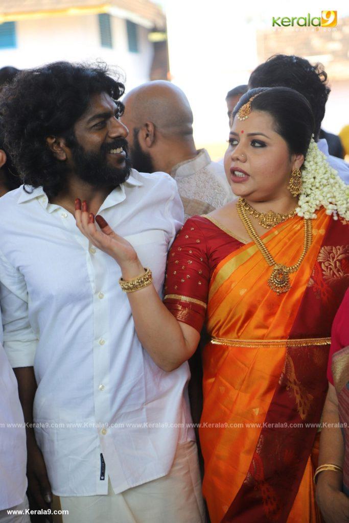 sneha sreekumar wedding photos 020