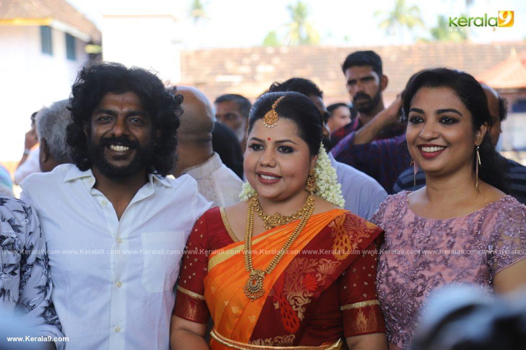 sneha sreekumar wedding photos 021