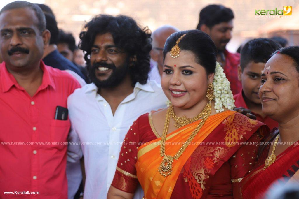 sneha sreekumar wedding photos 026