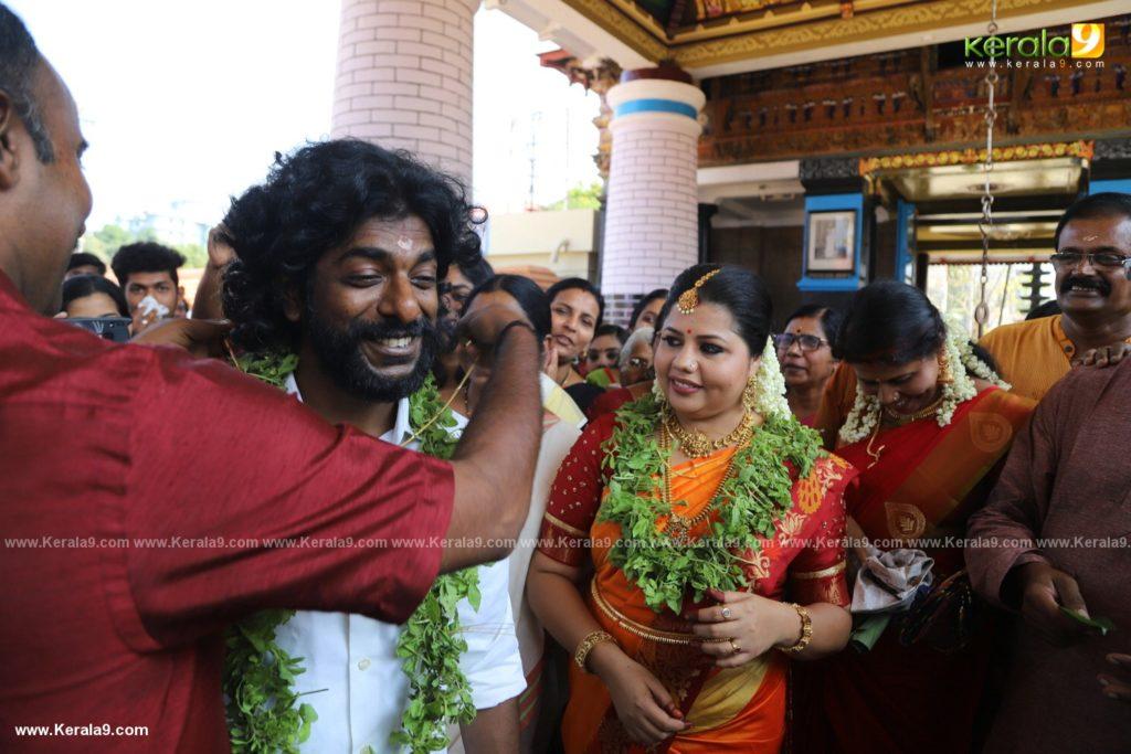 sneha sreekumar wedding photos 043