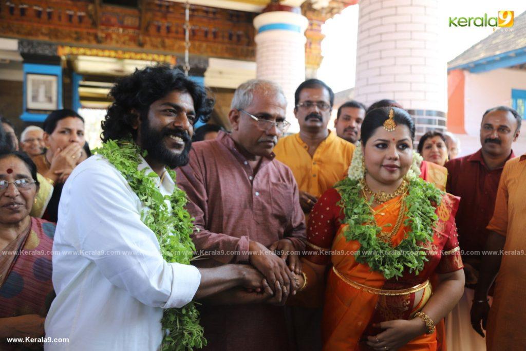 sneha sreekumar wedding photos 045