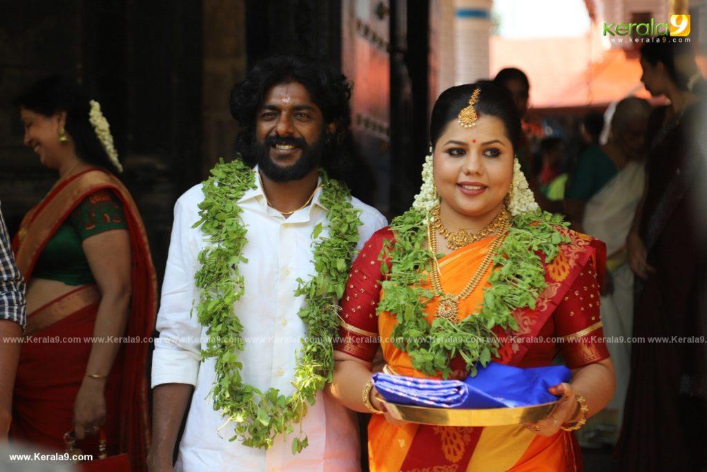 sneha sreekumar wedding photos 049