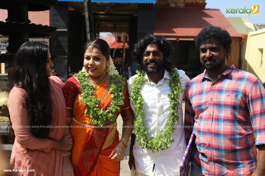 sneha sreekumar wedding photos 051