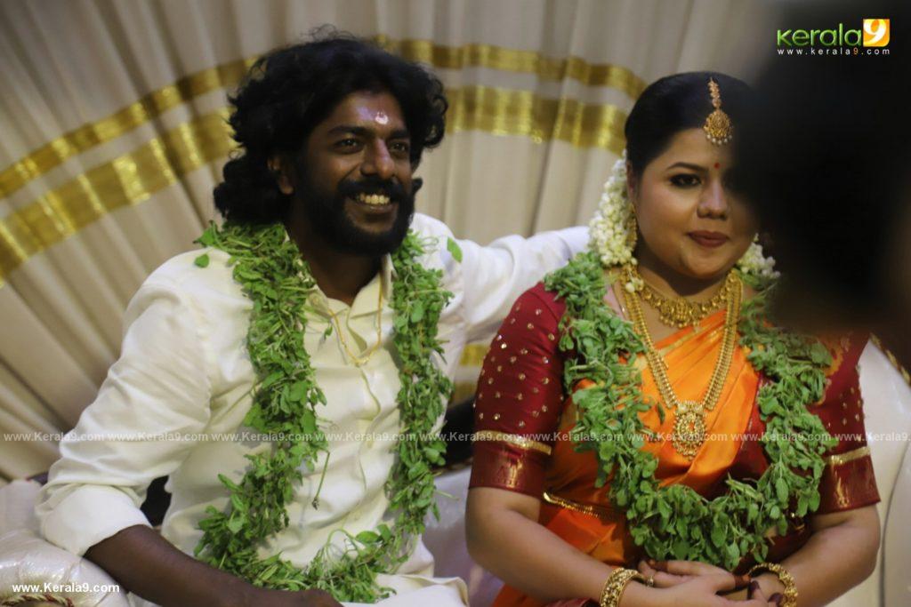 sneha sreekumar wedding photos 072