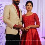 Actress Darshana Das Marriage Photos 024