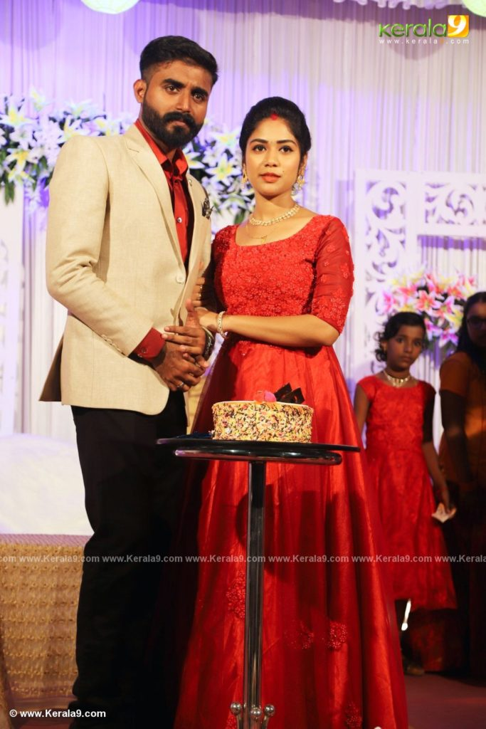 Actress Darshana Das Marriage Photos 036
