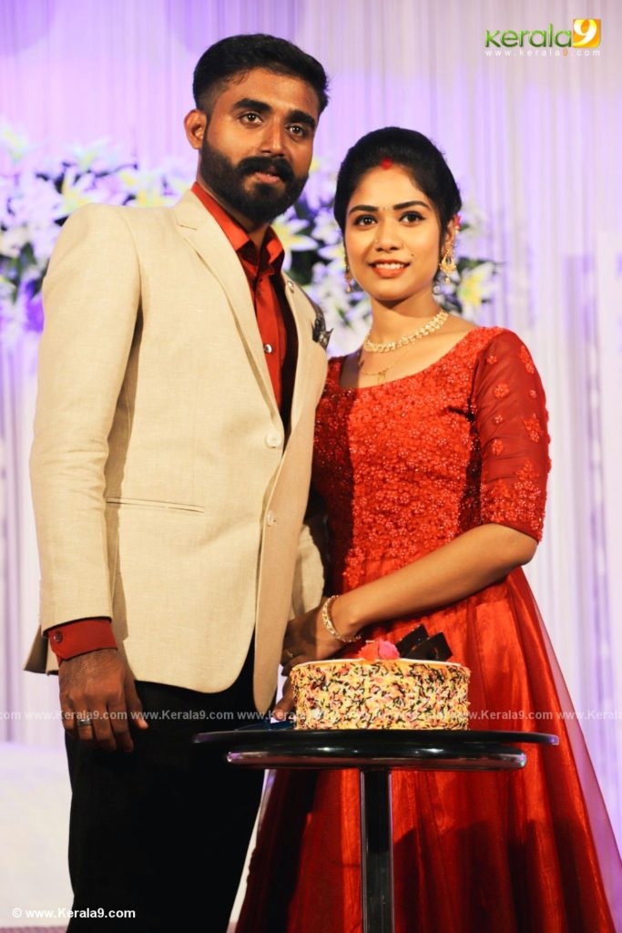 Actress Darshana Das Marriage Photos 042
