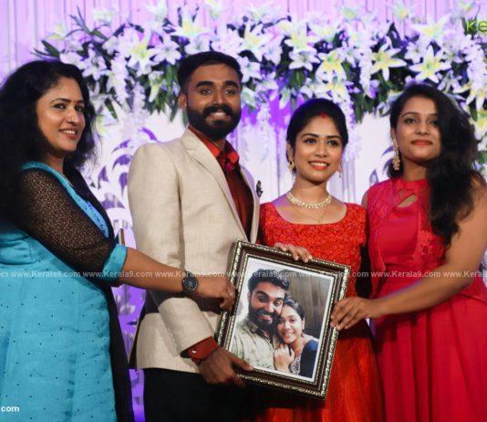 Actress Darshana Das Marriage Photos 058