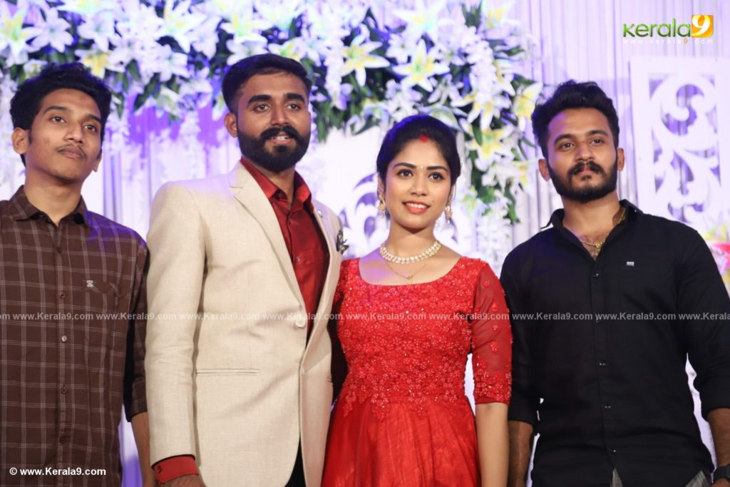 Actress Darshana Das Marriage Photos 072