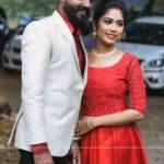 Actress Darshana Das Wedding Photos 007