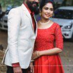 Actress Darshana Das Wedding Photos 008