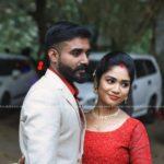 Actress Darshana Das Wedding Photos 010