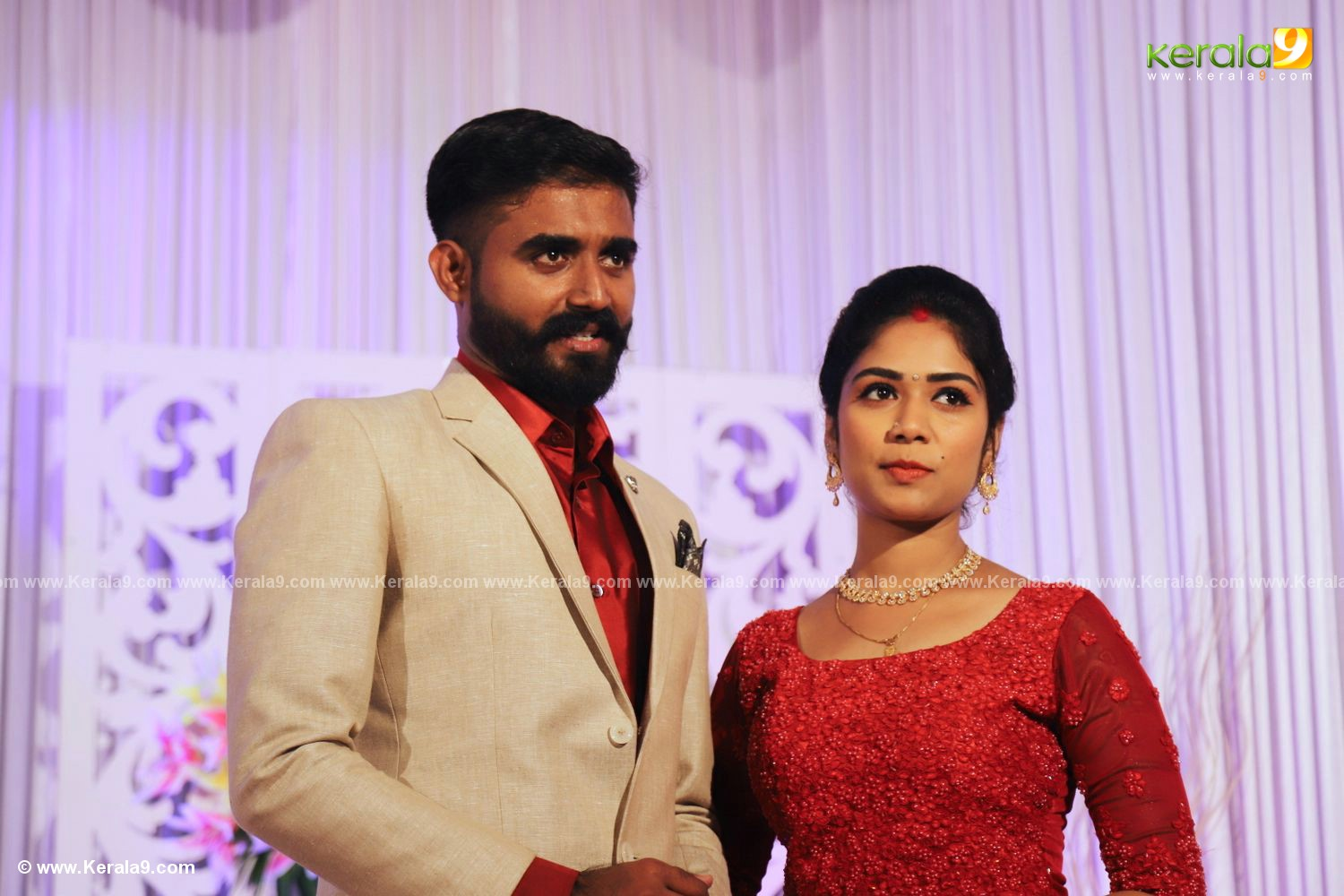 Actress Darshana Das Marriage Photos