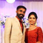 Actress Darshana Das Wedding Photos 019