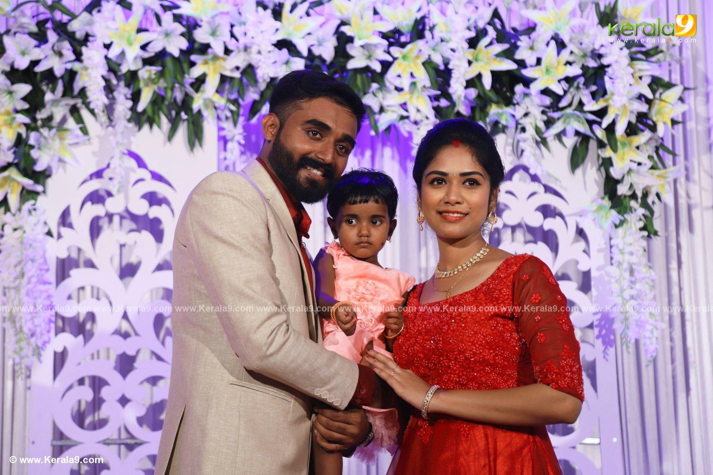 Actress Darshana Das Marriage Photos