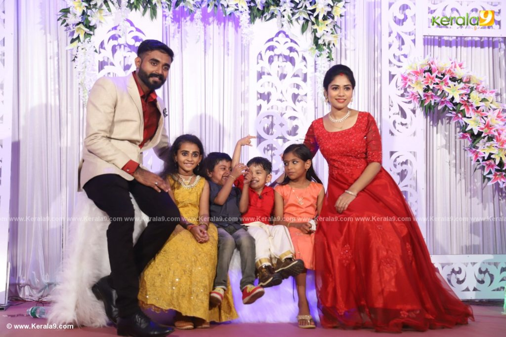 Darshana Das Wedding Reception Photos 059