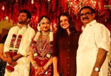 Maniyan Pilla Raju Son Marriage