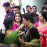 maniyan pilla raju son wedding reception