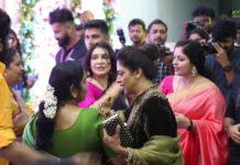 maniyan pilla raju son wedding reception
