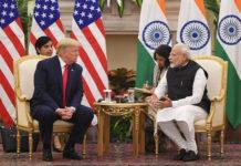 S President Donald Trump india