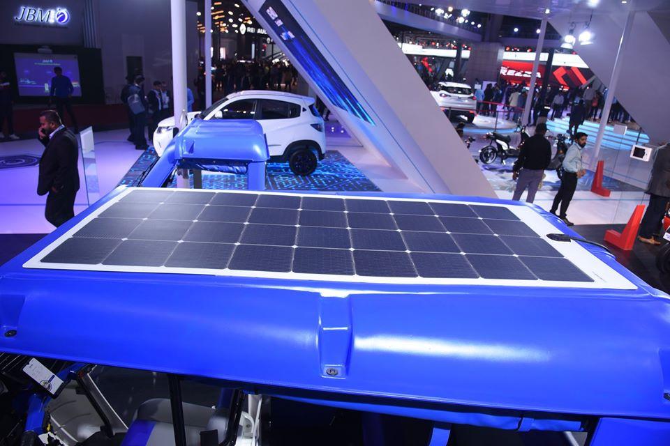 Trio 2 0 Electric Auto