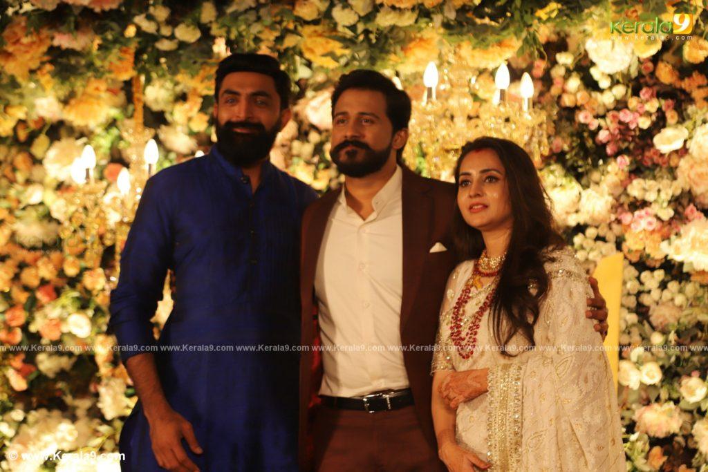 bhama marriage reception photos 062