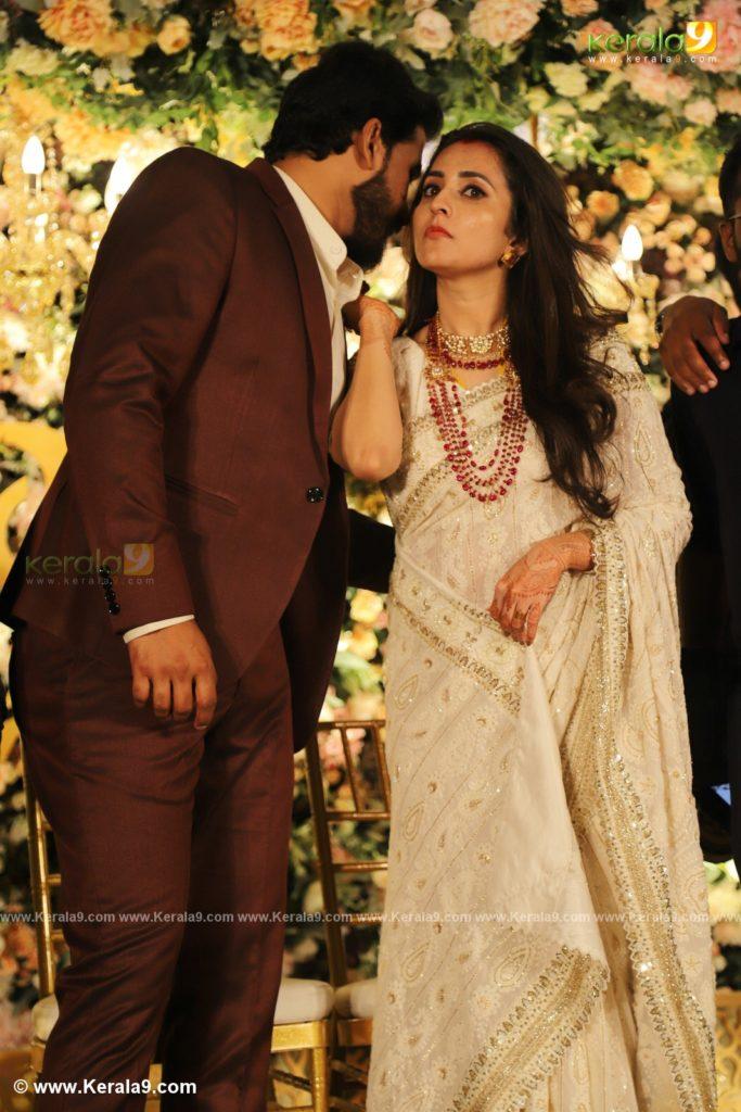 bhama marriage reception photos 065