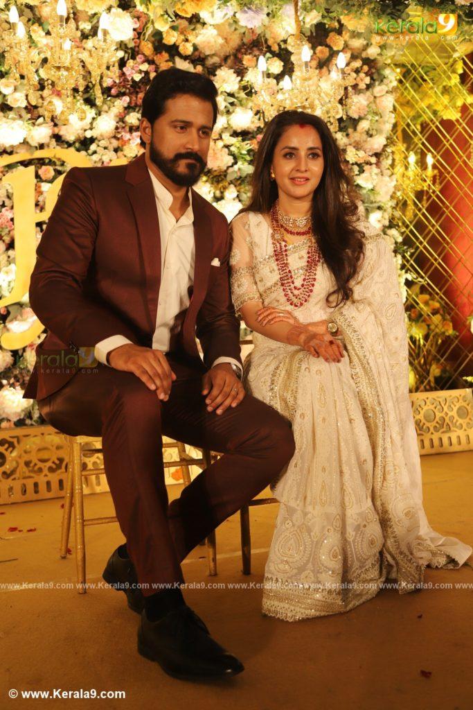 bhama marriage reception photos 067