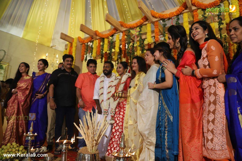 vishnu unnikrishnan marriage photos 093