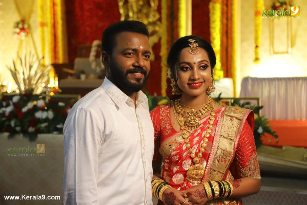 vishnu unnikrishnan marriage photos 136