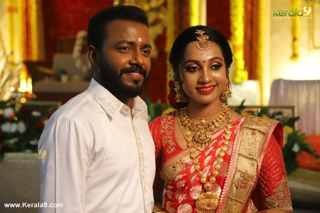 vishnu unnikrishnan marriage photos 137