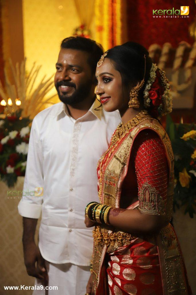 vishnu unnikrishnan marriage photos 138