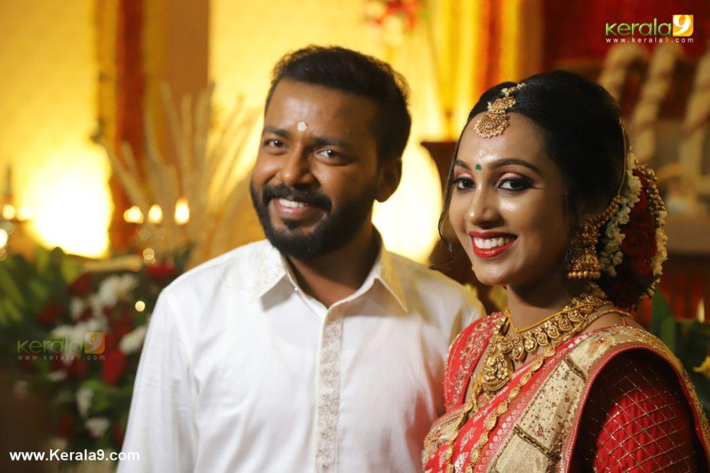 vishnu unnikrishnan marriage photos 139