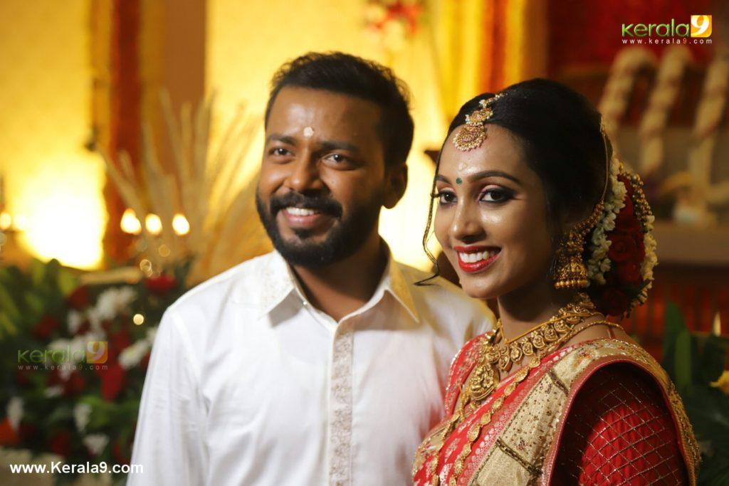 vishnu unnikrishnan marriage photos 140